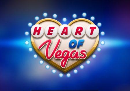 Heart of Vegas Slot